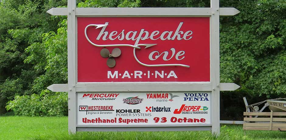 Chesapeake Cove Marina